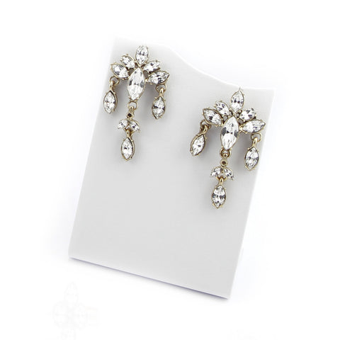 Ray Petit Chandalier Earrings
