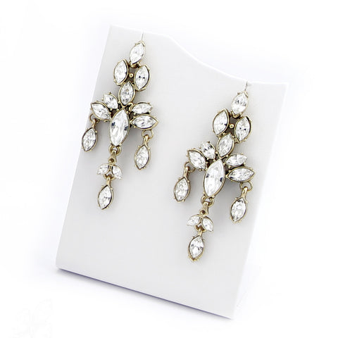 Ray Chandelier Earrings