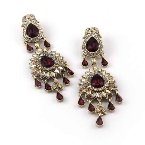 Varisa Chandelier Earrings