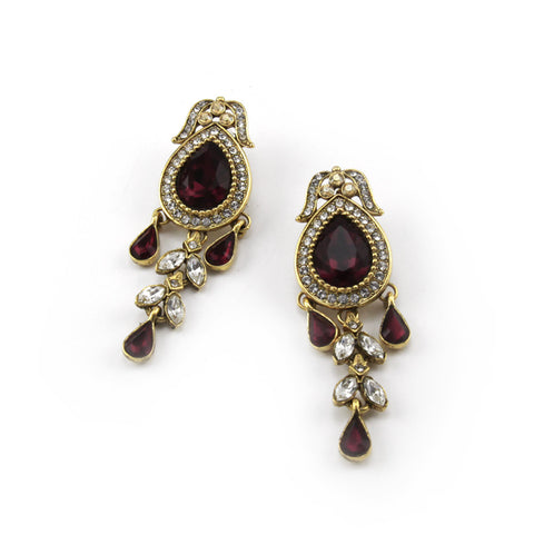 Varisa Peardrop Earrings