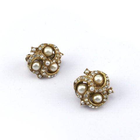 Grapevine small earring