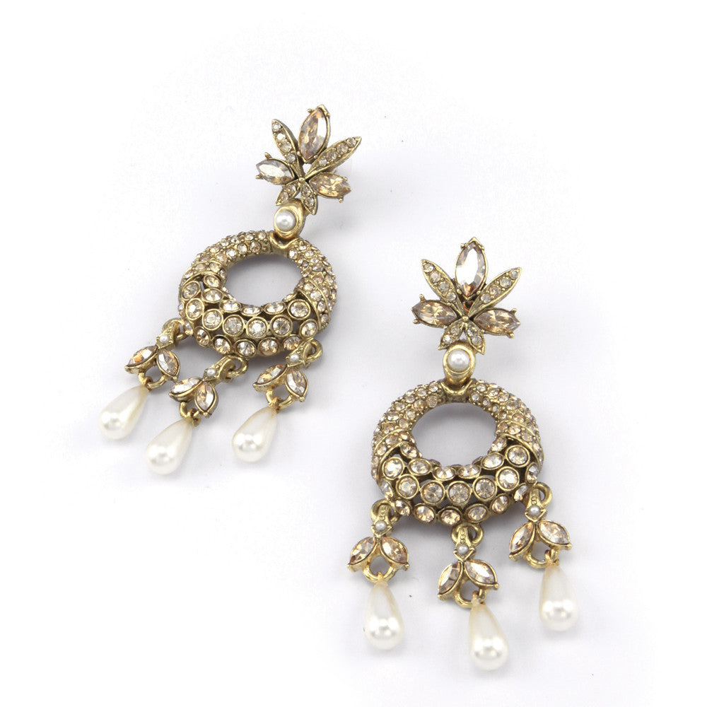 Regalia Simple Earrings