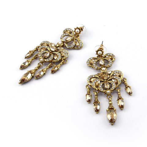 Ingenue Palm Earring