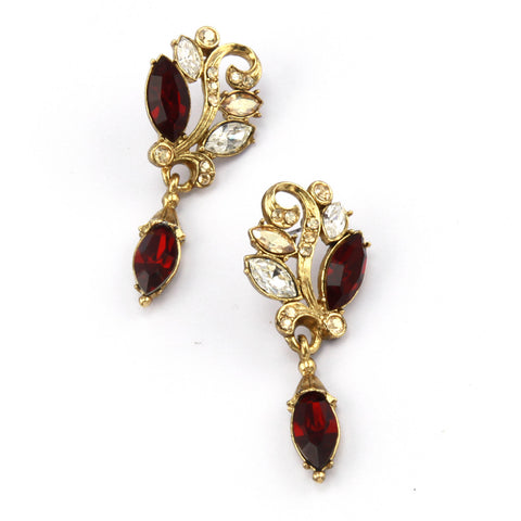 Amravati Drop Earrings