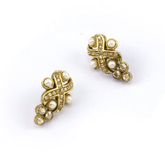 Zareen Cross Earrings