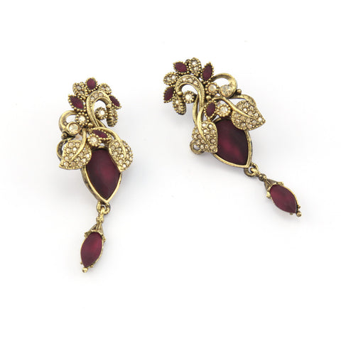 Duviyan Drop Earrings
