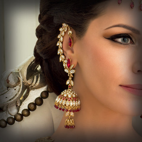 Rawiya Couture Earrings