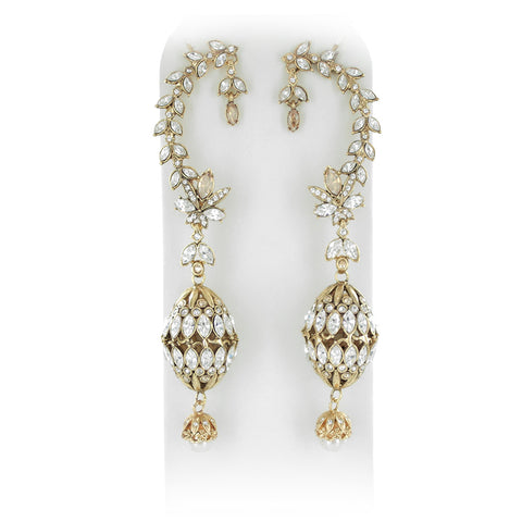 Rawiya Upper Earrings