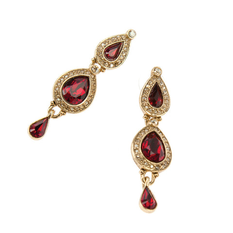 Assam Single Drop Earrings