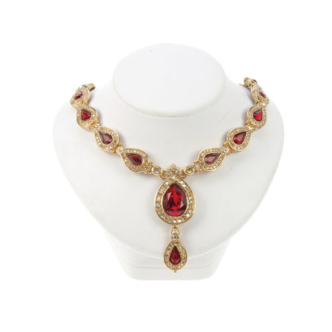 Assam Single Drop Necklace