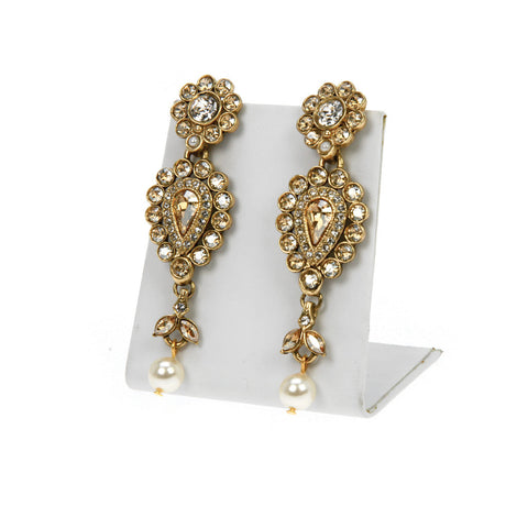 Tivalli Peardrop Earrings