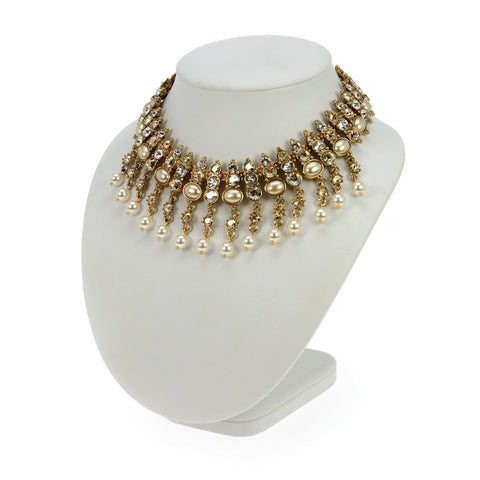 Tivalli Collar Necklace