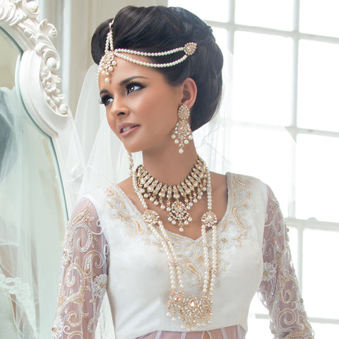 Tivalli Bridal set