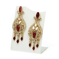 Okara Fan Earrings