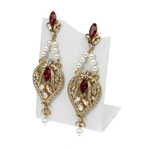 Okara Chandalier Earrings