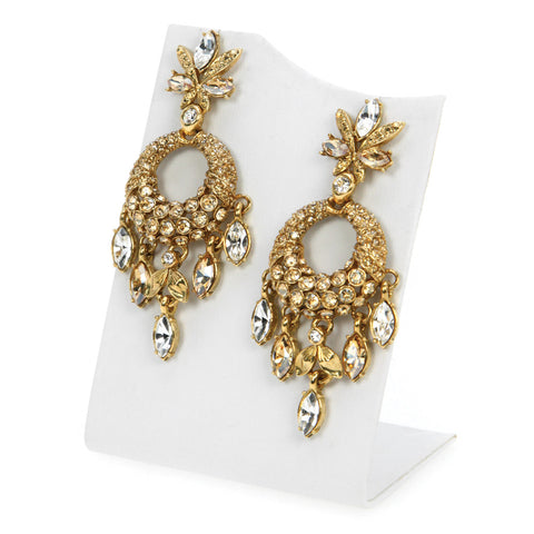 Simply Talaaj Droplet Earrings