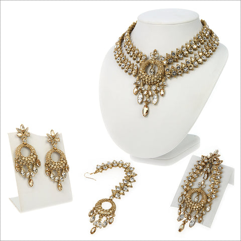 Talaaj Elite Bridal Set