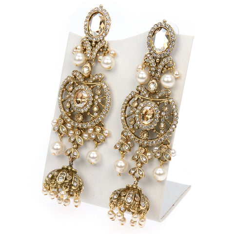 Tia Ankari Jumki Earrings