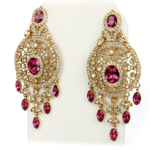 Ankari Designer Drop Earrings
