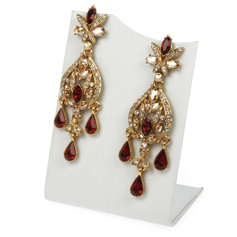 Amarula Fan Earrings