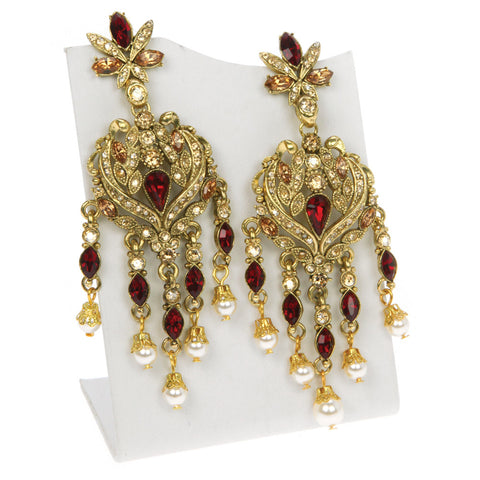 Shalimar Droplet Earrings