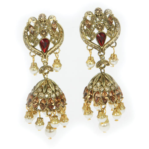 Shalimar Jumki Earrings