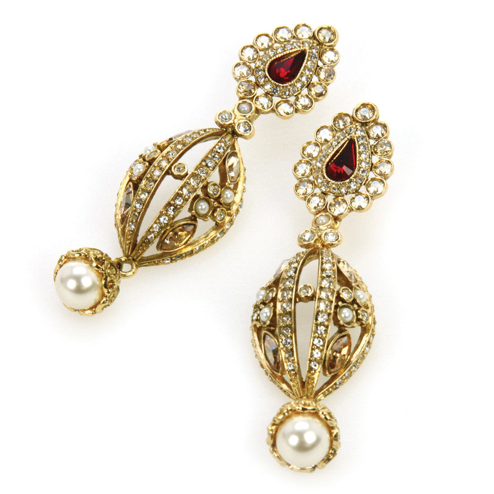 Ranipur Jumki Earrings