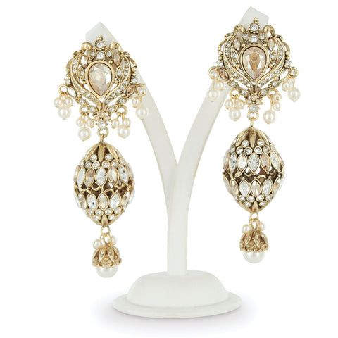 Rajvaan Jumki Earrings
