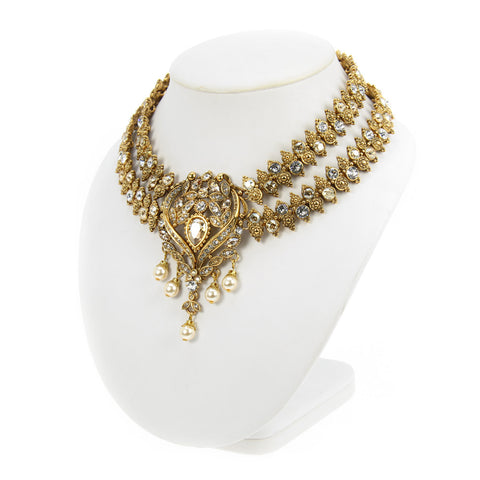 Simply Rajvaan Necklace