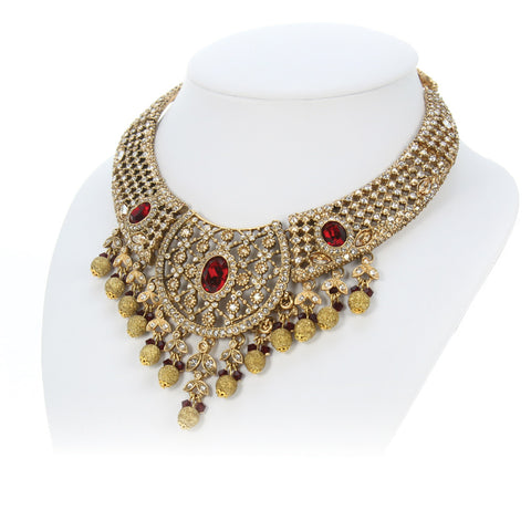 Fizaan Necklace