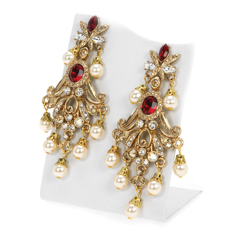Simply Adaalaj Chandelier Earrings