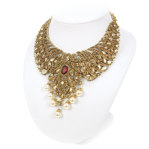 Adaalaj Couture Necklace