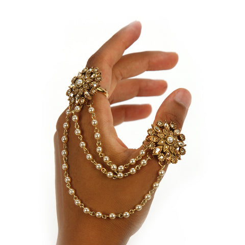 Manasa Couture Ring Gift