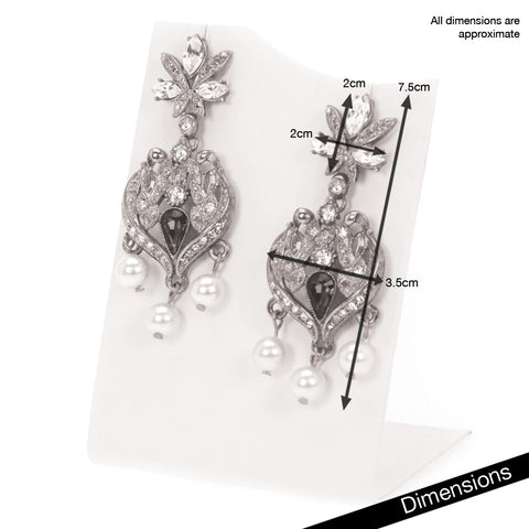 Amraj Petal Earrings