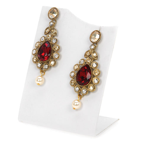 Kisrat Pear Earrings