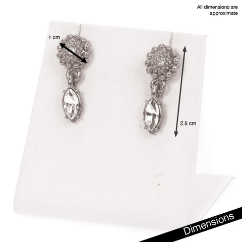 Manasari Droplet Earrings
