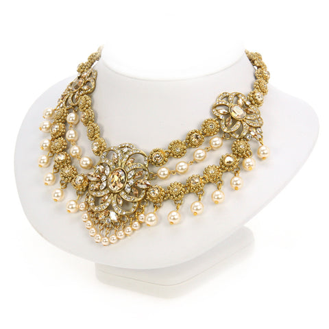 Adeema Necklace