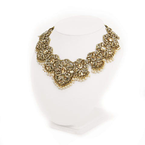 Adeema Couture Necklace
