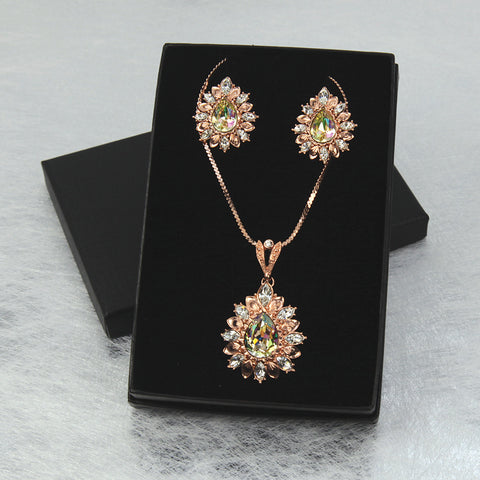 Angelette Pendant Set