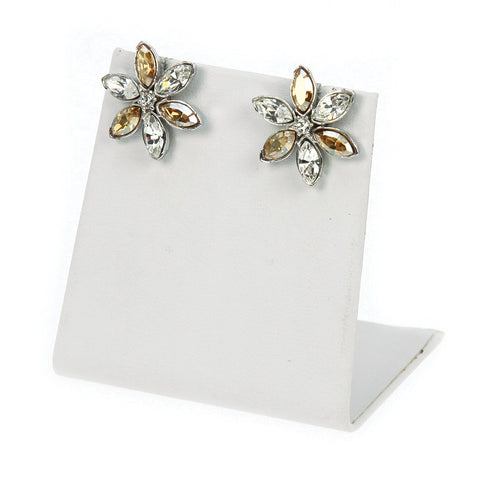 Dainty Petal Earrings