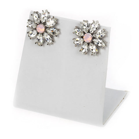 Classic Floral Earrings