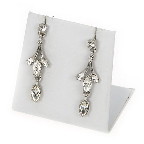 Crystal Phyllis Earrings