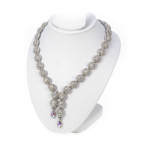 Mendelli Drop Necklace