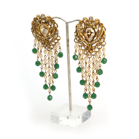 Nakaash Earrings