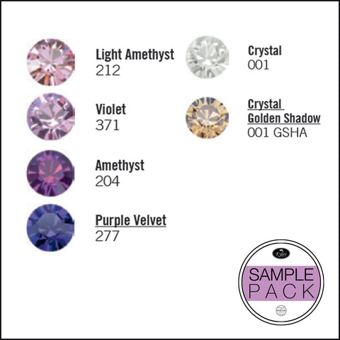 Sample Pack - Purple