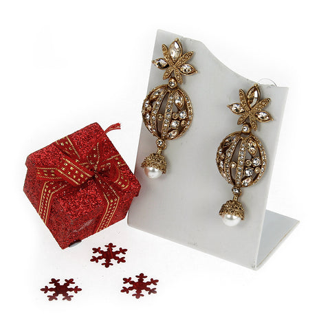 Shahpur Drop Earrings (LIMITED EDITION)