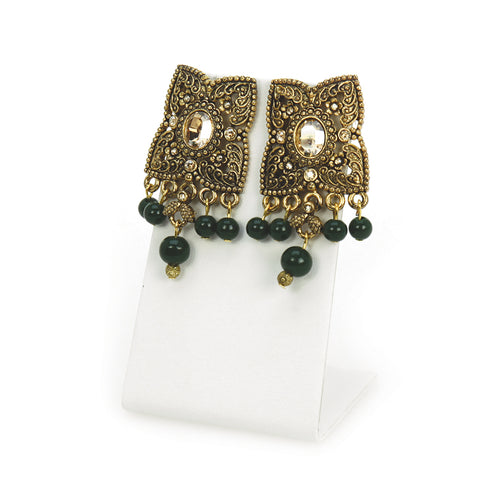 Gizaab Drop Stud Earrings