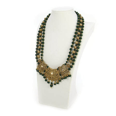 Gizaab Beaded Rani Harr