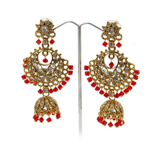 Gulnaar Petite Jhumki Earrings