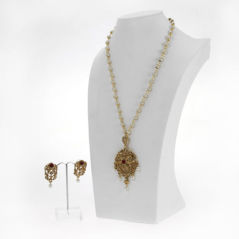 Noorali Pendant Set (Limited Edition)
